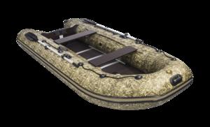Надувная лодка Ривьера 3600 СК Компакт Камыш фото