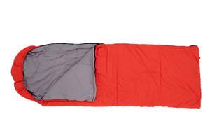 Спальный мешок-одеяло Novatex Форест красный фото