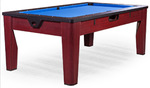 Многофункциональный игровой стол Tornado 6 в 1 коричневый