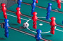 Многофункциональный игровой стол Super Set 8-in-1 (бильярд, аэрохоккей, настольный, футбол, теннис) title=