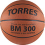Мяч баскетбольный TORRES BM300 размер 5 title=
