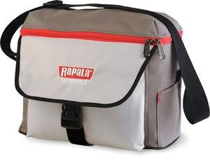 Сумка Rapala Sportsman 12 Shoulder Bag серая фото
