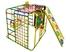 Напольный детский спортивный комплекс Кубик У Плюс фото