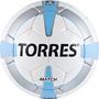 Мяч футбольный TORRES Match размер 5 title=