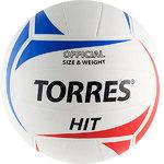 Мяч волейбольный TORRES Hit размер 5