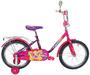 "Детский велосипед Black Aqua 18"" Camila title="