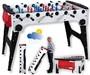 Всепогодный настольный футбол Storm F-1 Trolley Family outdoor telescopic title=