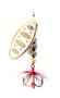 Вращающаяся блесна Lucky John Shelt Blade SB02-007 title=