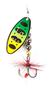 Вращающаяся блесна Lucky John Shelt Blade SB03-008 title=
