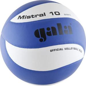 Мяч волейбольный Gala Mistral 10 размер 5 фото