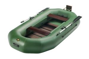 Гребная надувная лодка Таймень N-270 РС ТР фото