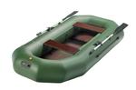 Гребная надувная лодка Таймень N-270 С