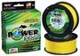 Плетеный шнур Power Pro Hi-Vis Yellow 275м title=