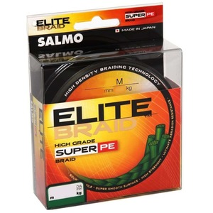 Плетеный шнур Salmo Elite Braid Green 125м фото