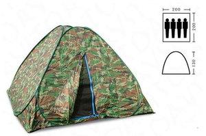Палатка-автомат Siweida 3-местная фото