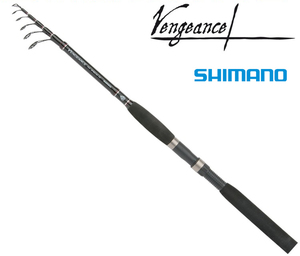 Спиннинг Shimano Vengeance AX SPIN TELE 210 M фото