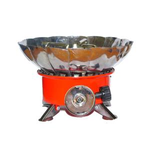 Плита портативная газовая GR-201 малая 4-010 фото