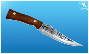 Нож Кизляр Клык-2 туристический фото