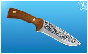 Нож Кизляр Глухарь туристический фото