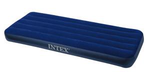 Кровать Intex Classic Downy 76x191x22 см флок, 68950 фото