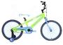 """Детский велосипед Black Aqua 18"""" Sport со светящимися колесиками title="""