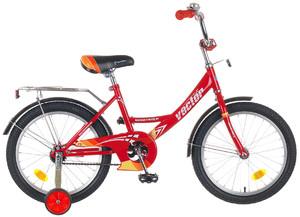 """Детский велосипед Novatrack 18"""" Vector фото"""